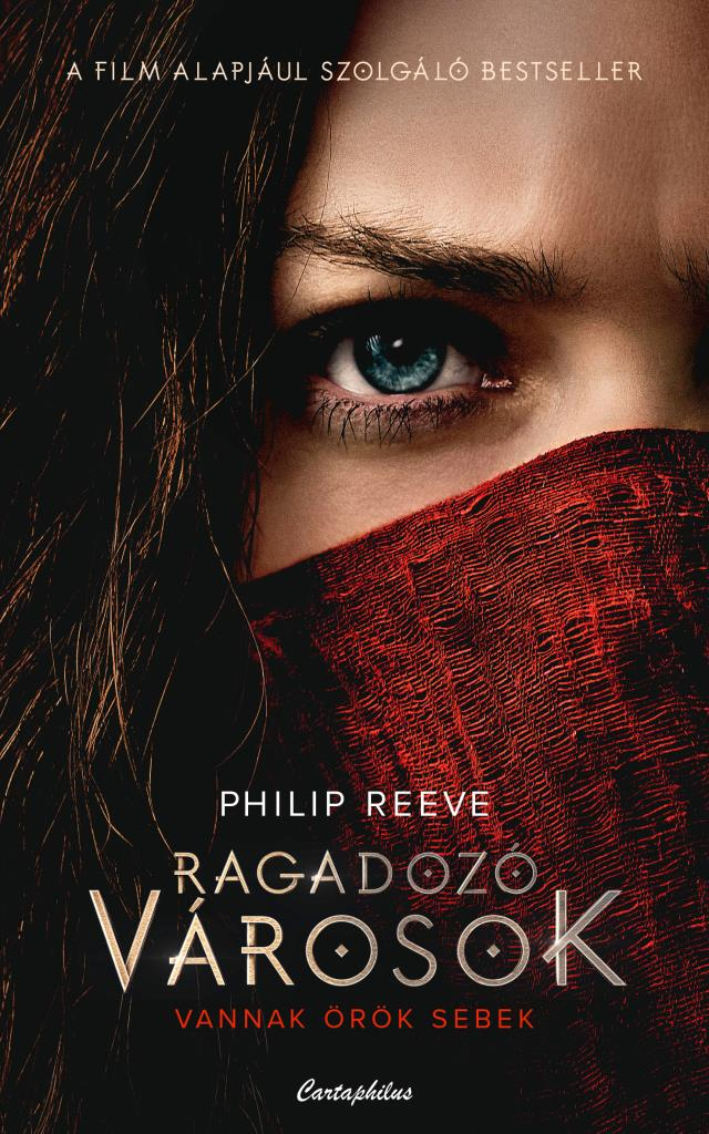 Könyv: Philip Reeve: Ragadozó városok